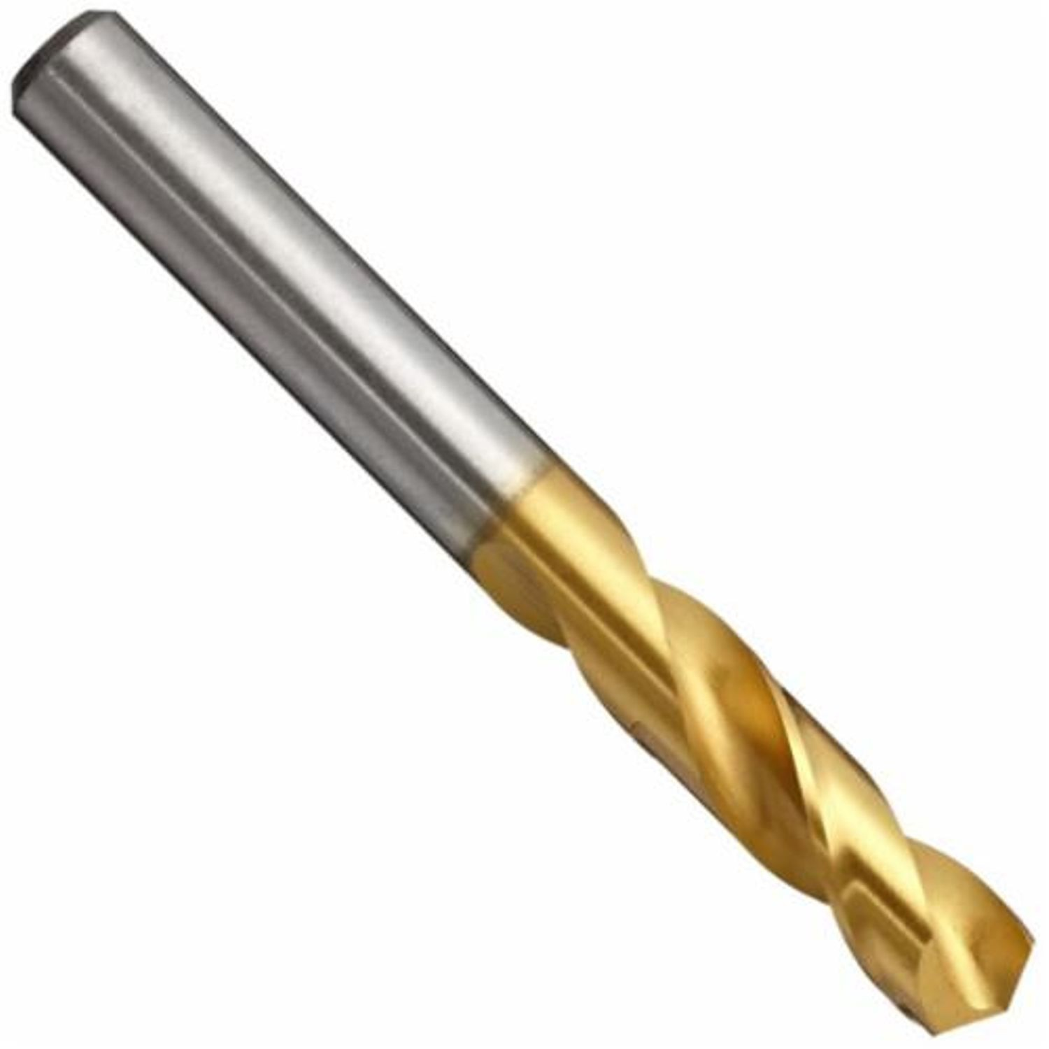 Morse 9.5mm Solid Carbide Drill TiALN High Performance Coolant Thru Long Length