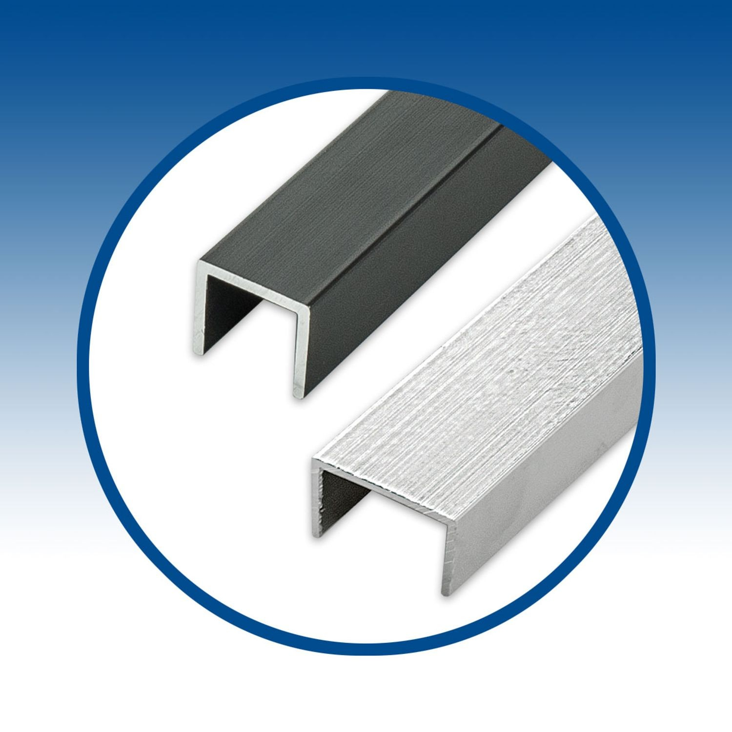 Aluminum U Channel Moulding | Outwater