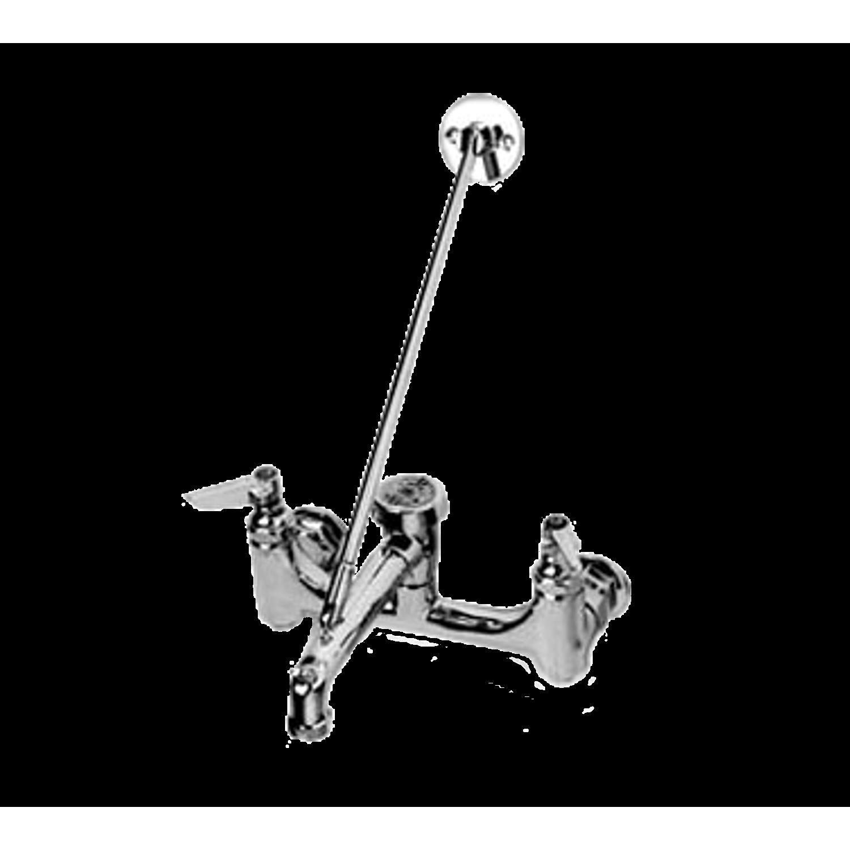 T&S Brass B-0665-BSTRM Service Sink Faucet, 8\