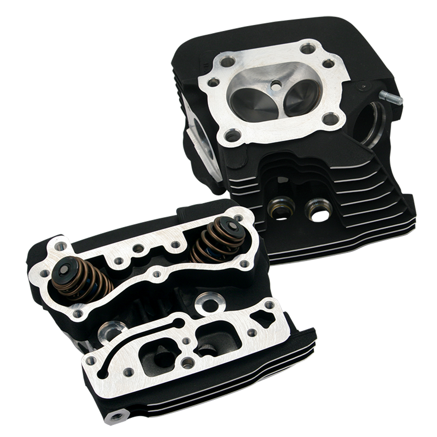 S&S® CNC Cylinder Head Porting Service For 1999-'16 HD® Big Twins and  2004-'16 Sportster® Models (Except CVO)