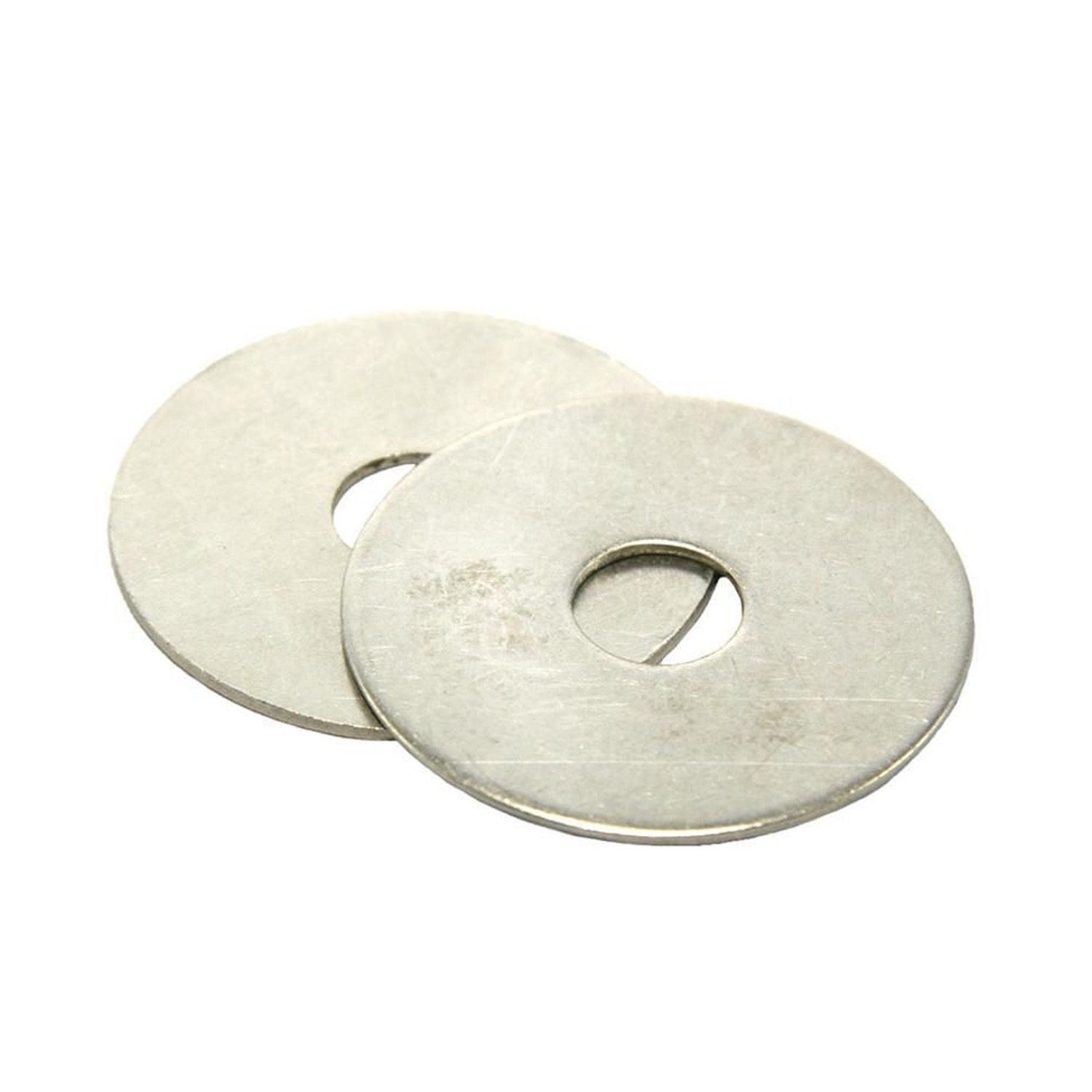 "#10 x 3/4"" Stainless Steel Fender Washer 18-8"