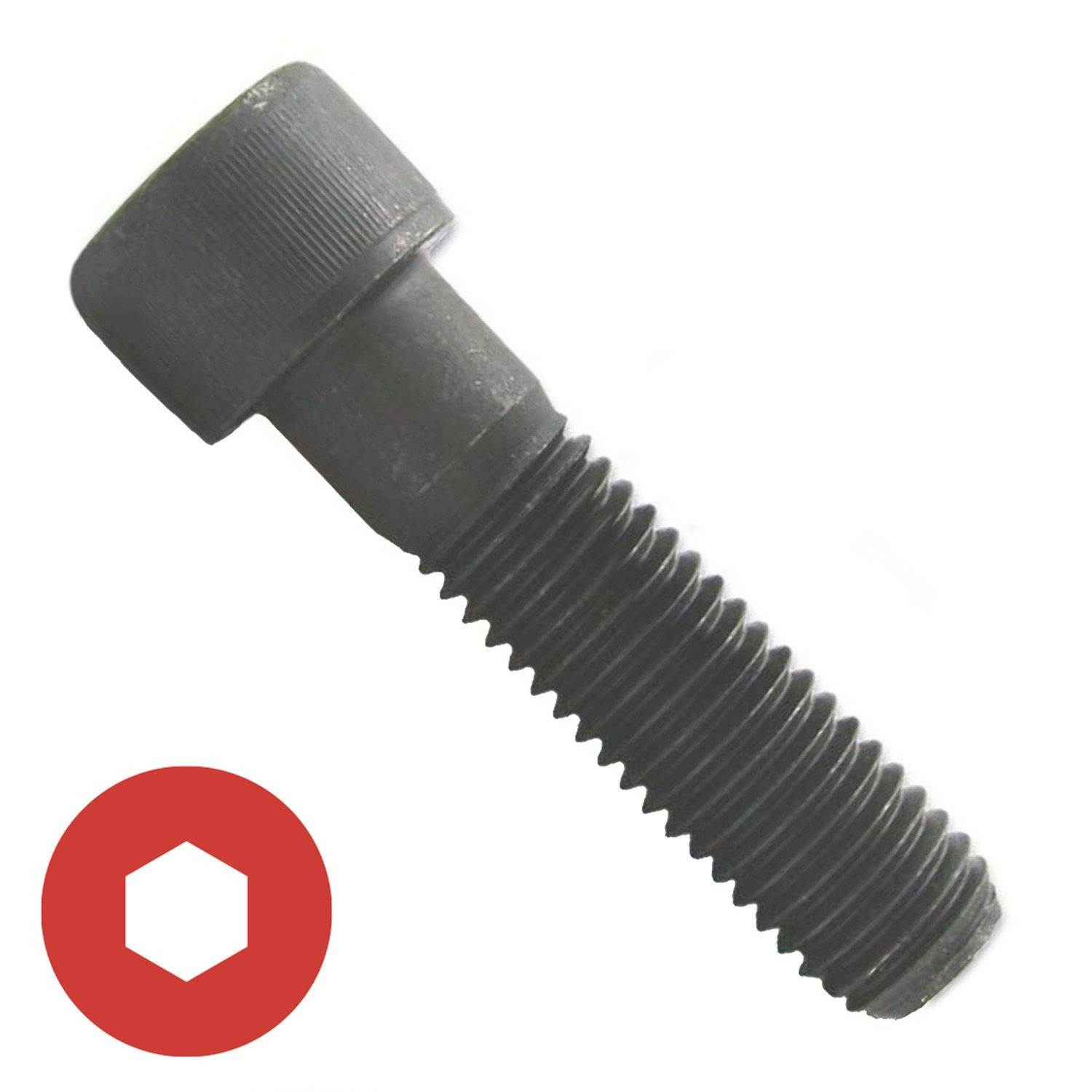 "#12-24 x 1"" Socket Head Cap Screw"