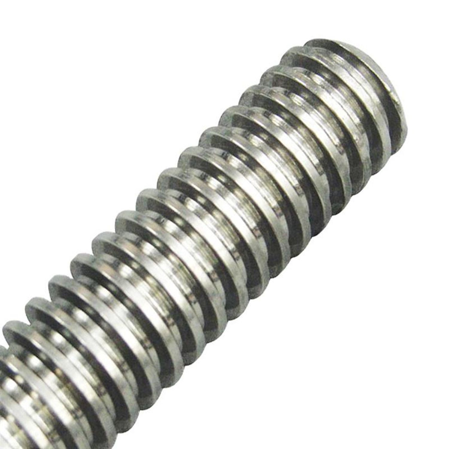 5 8 8 X 6 Feet Acme Threaded Rod Plain Finish K L Jack