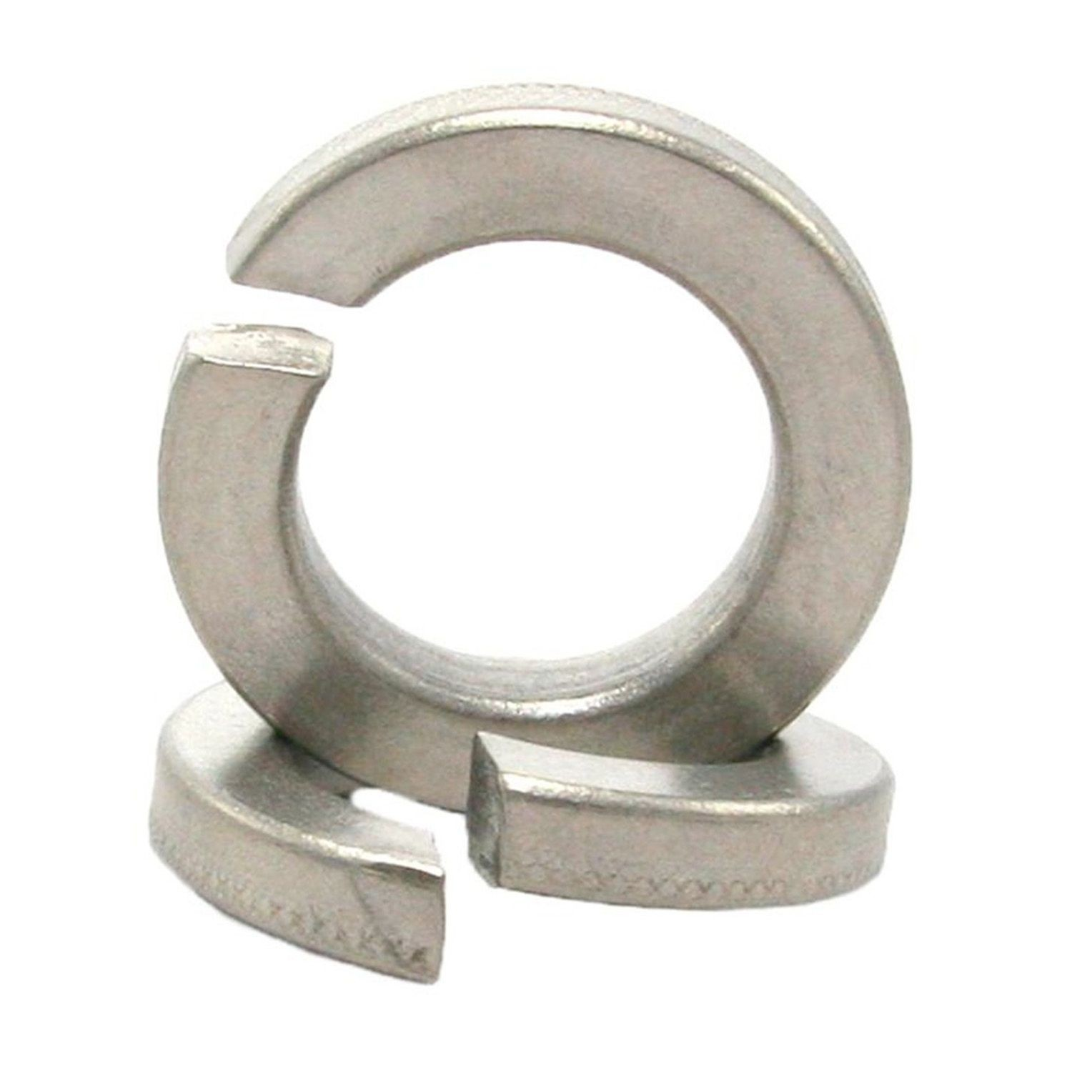 #10 Stainless Steel Split Lock Washer 18-8
