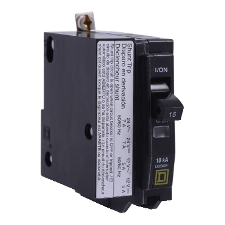 Sqd Qob1301042 Miniature Circuit Breaker 120 240volt 30amp 1 Pole 12 Volt Breakers