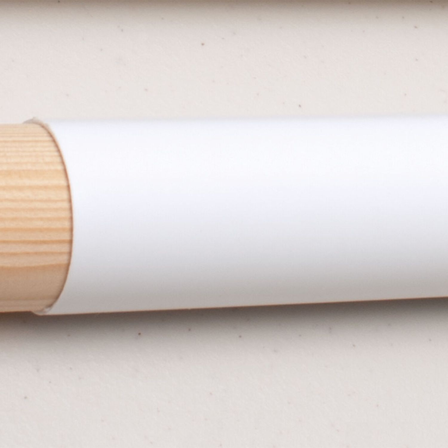 White 60 Long A and E Imports Plastic Rod Cover