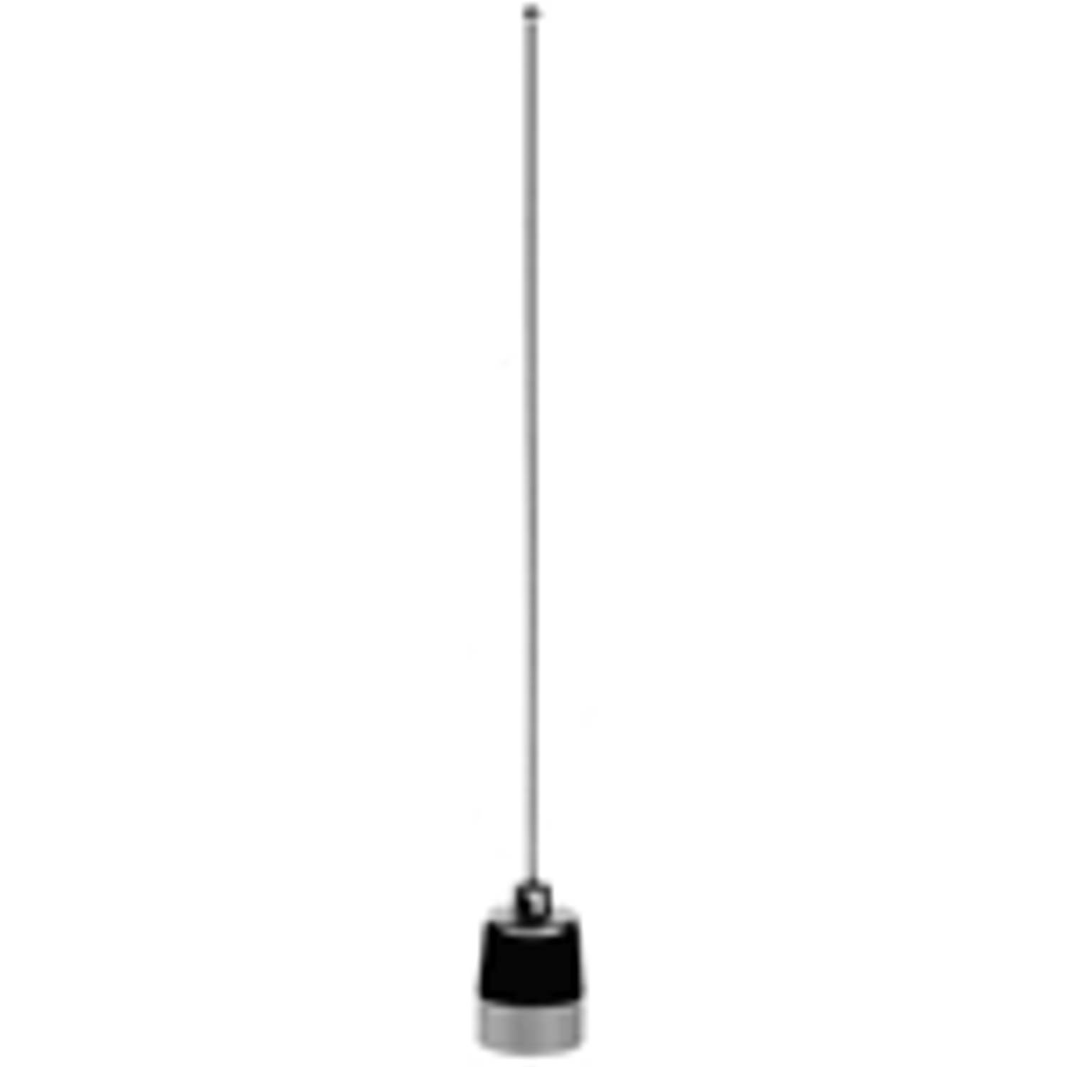 144-174 MHZ, 3DB, 5/8 WAVE ANTENNA WITH SPRING