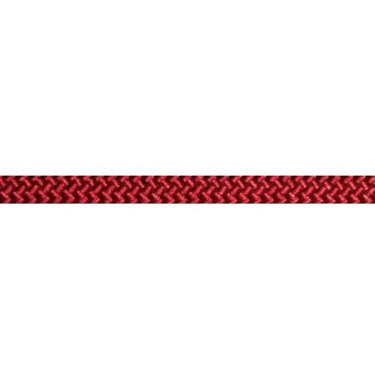 12.5 MM RED STATIC KERNMANTLE ROPE, PER METER