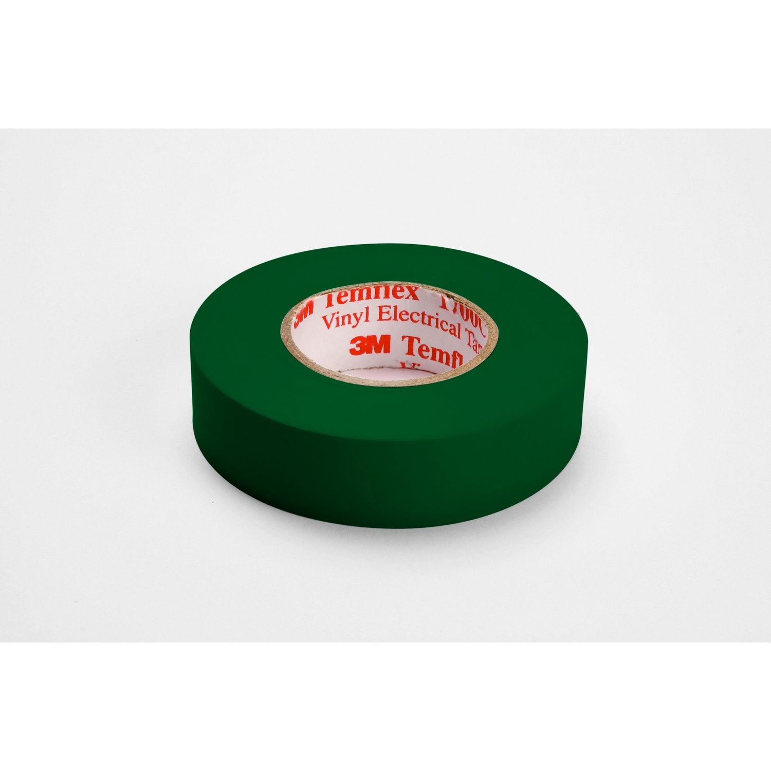 3M Temflex Green Vinyl Electrical Tape 3/4 IN. X 66 ft.