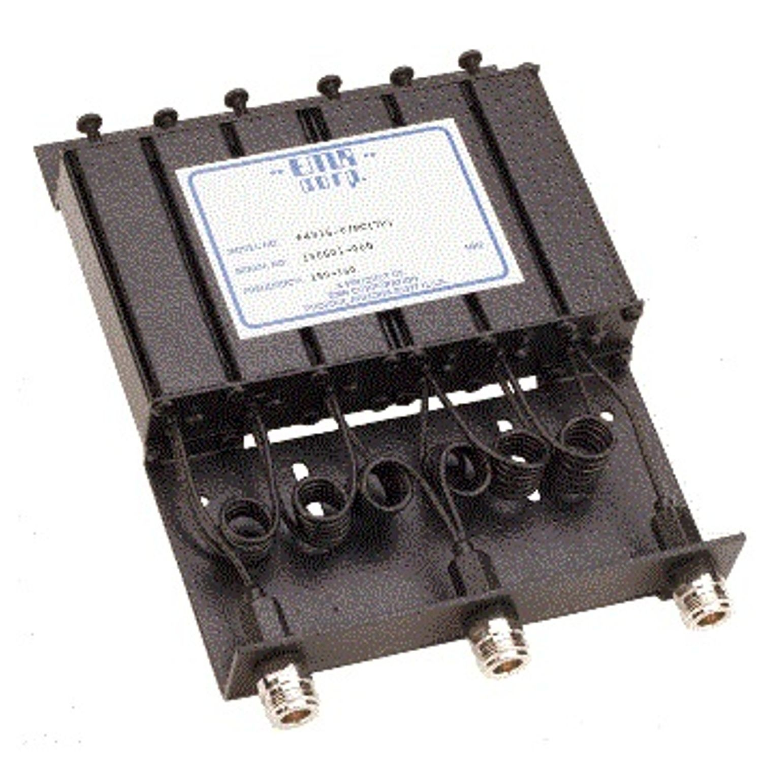 150-160 MHZ MOBILE DUPLEXER, 7 MHZ SPLIT, N-FEMALE