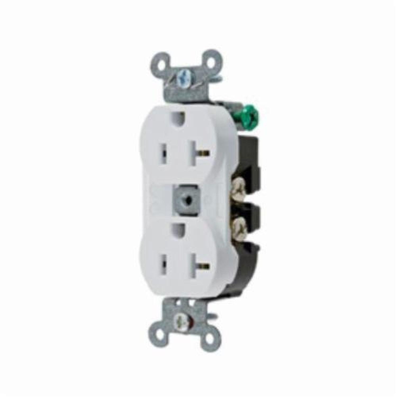 Wiring Device-Kellems Hubbell-Pro Industrial Heavy Duty Duplex ...