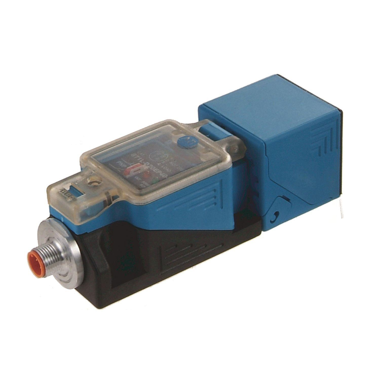 Proximity Sensor, 3-Wire DC Standard Barrel, 40mm Head Size, 40mm ...