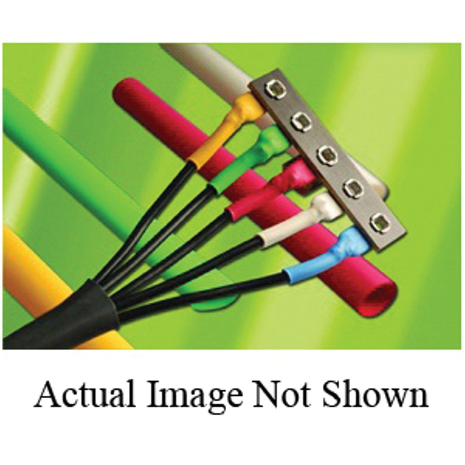 Alpha Wire FIT® 221 Heat Shrink Tubing, 1/2 in ID Expanded, 1/4 in ...