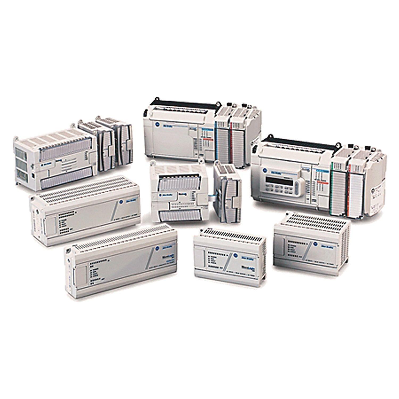 MicroLogix 1000, 120/240V ac power, (12) 24V dc digital inputs, (4 ...
