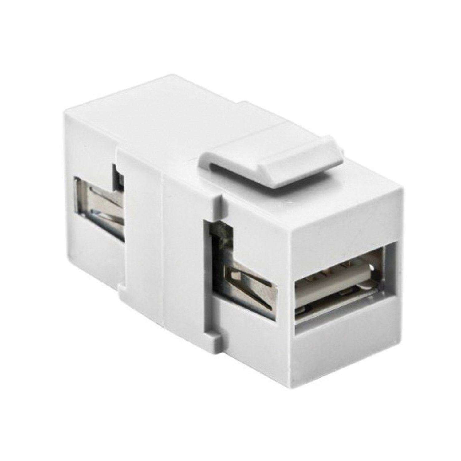 Premise Wiring Istation Sfusbaaw Standard Usb Connector A Plug To B N Play Polymer White