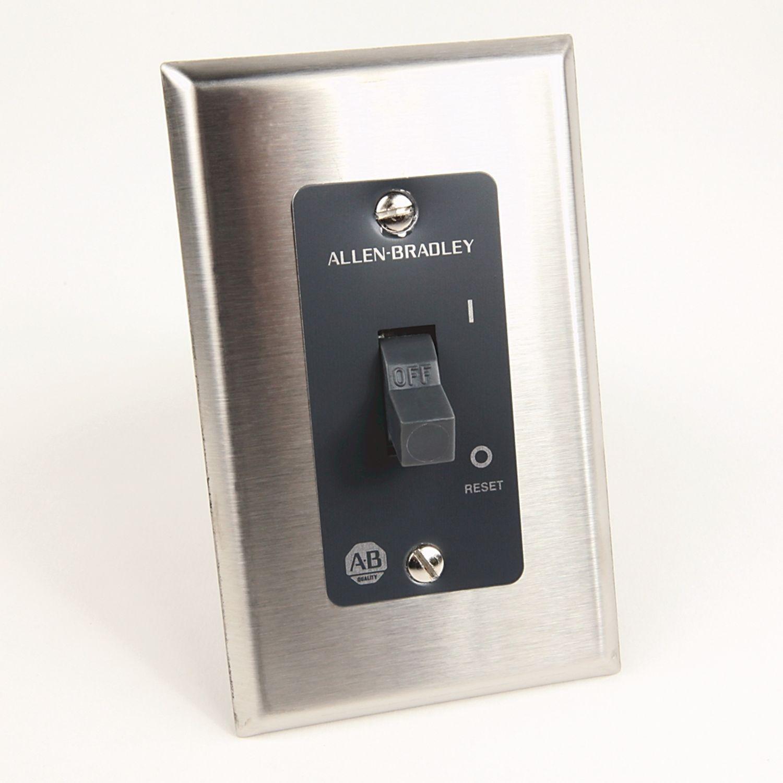 Allen-Bradley, 600-TQX216, 600 NEMA Single Phase Manual Starting ...