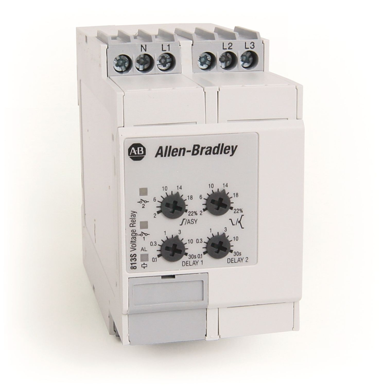 Allen-Bradley, 813S-V3-480V, Next Generation Dedicated Function ...