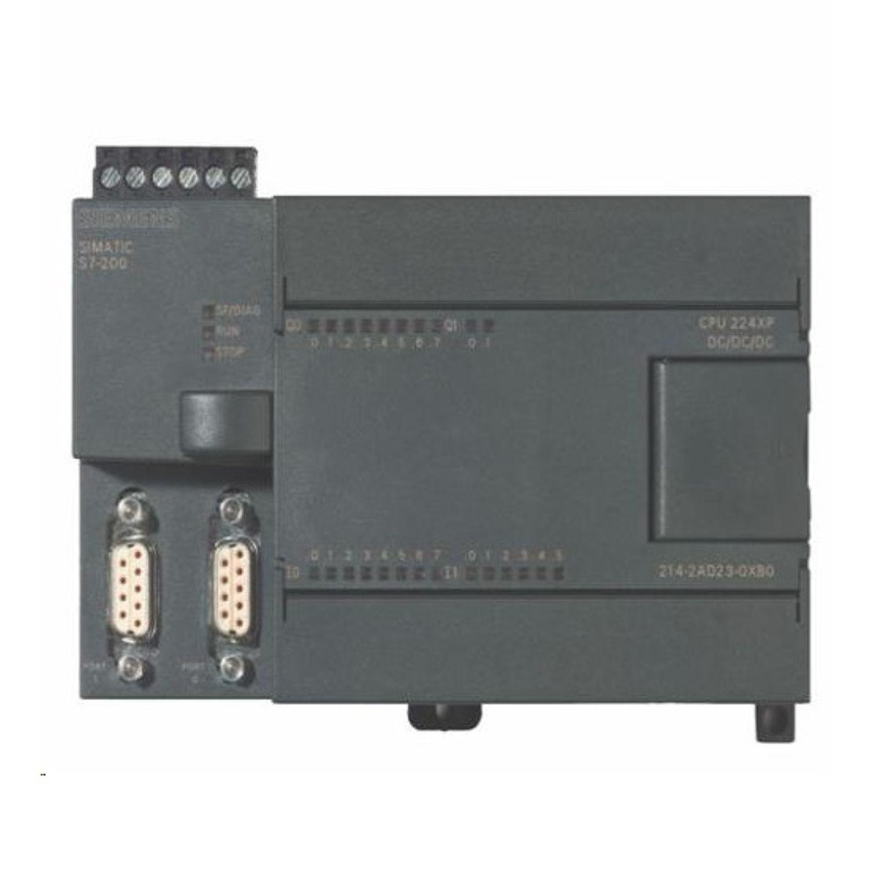 Siemens SIMATIC S7-200 Compact Plc CPU Unit, 14 Digital/2