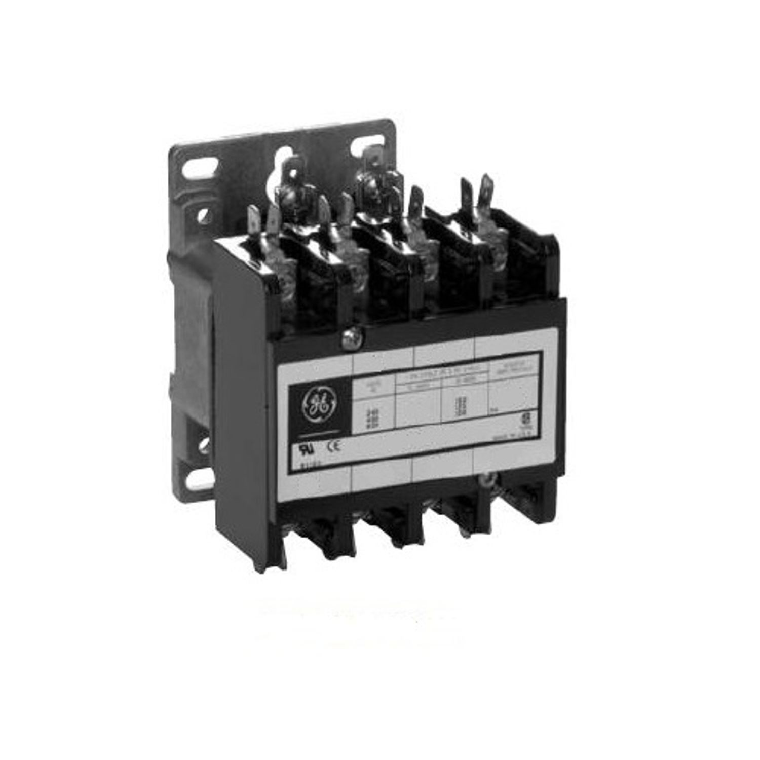 WRG-2228] Ge 4 Pole Contactor Wiring Diagram Control on