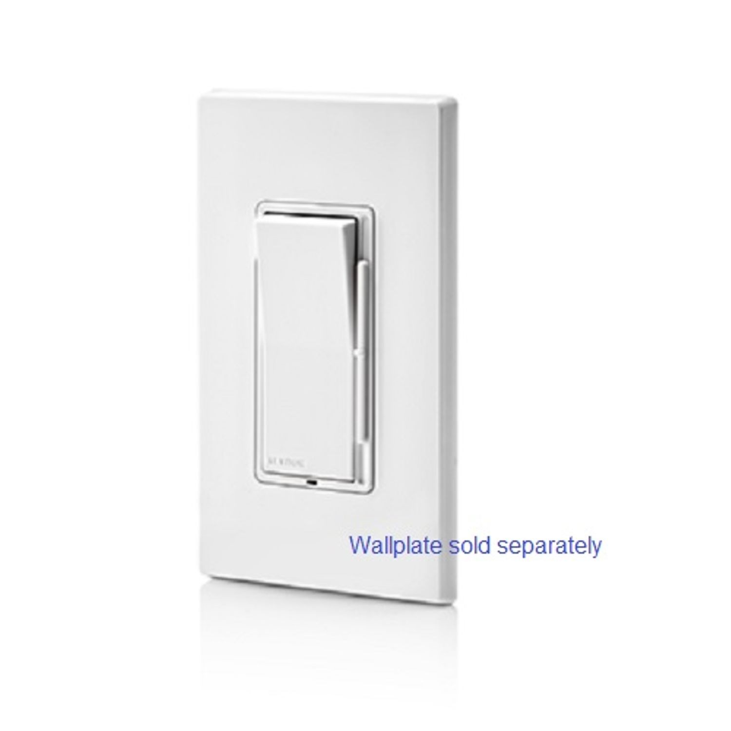 Decora Dsl06 1lz 3 Way Universal Dimmer Switch With Locator Light Plate 120 Vac Poles White Ivory Almond