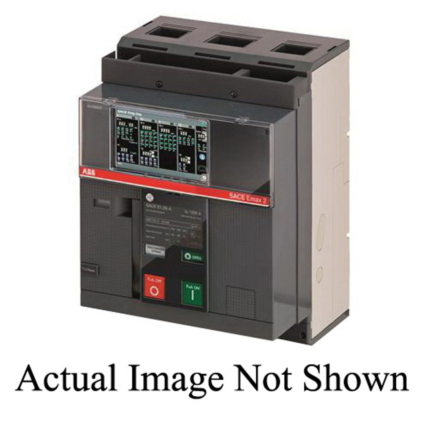 Abb Z1sduhajd00aheen4zxa Type Wmp Automatic Low Voltage Air Circuit Series High Withstand Tester Has Exclusive Smart Gfi Breaker With 4 Auxiliary Contacts 690 Vac 1200 A 65 Ka At 508 3 Poles
