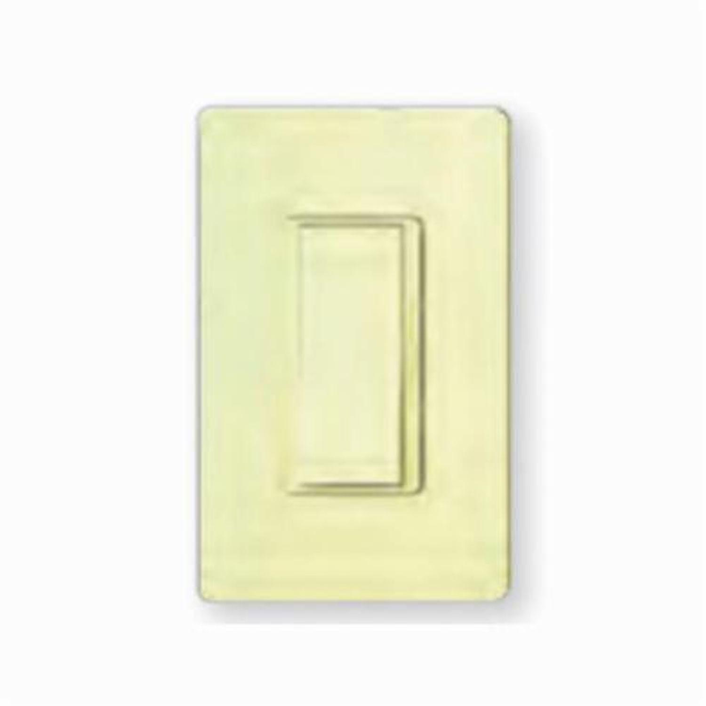 Diva Dvcl 153ph Al Designer 3 Way Circuit Dimmer Switch 120 Vac 1 Brass Light Pole Almond