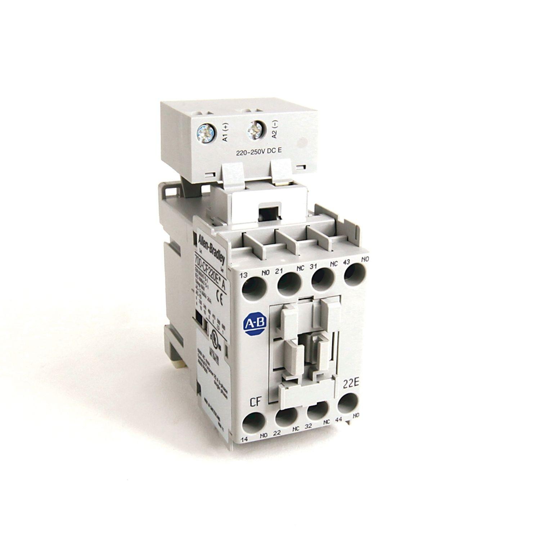 Allen Bradley 700 Cf Iec Control Relay Screw Terminals F No Nc Contacts Standard 2 110v 50hz 120v 60hz