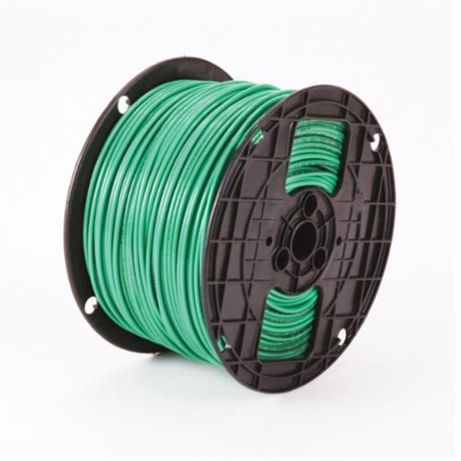 B03639 Type THHN Building Wire, 10 AWG Stranded Copper Conductor ...