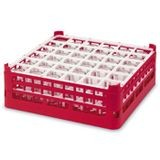 36-compartment medium Signature full-size compartment racks, Vollrath 5271411