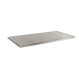 "Advance Tabco VCTC-245 Countertop, 60""W x 25""D, no backsplash, 16 gauge 304 series stainless steel, satin finish"