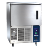 "Alto-Shaam QC3-3 Quickchiller Blast Chiller, self-contained, undercounter, (3) 12"" x 20"" pan capacity, touch control with (20) preset menu options"