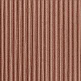 10' Wide x 4' Long Bamboo Pattern Argent Copper Finish Thermoplastic Flexlam Wall Panel