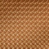 10' Wide x 4' Long Celtic Weave Pattern Brushed Copper Finish Thermoplastic Flexlam Wall Panel