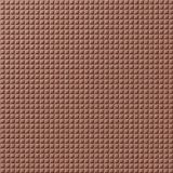 FlexLam 3D Wall Panel | 4ft W x 10ft H | Square 5 Pattern | Argent Copper Finish