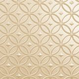 FlexLam 3D Wall Panel | 4ft W x 10ft H | Celestial Pattern | Almond Finish