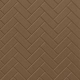 10' Wide x 4' Long Herringbone Pattern Argent Bronze Finish Thermoplastic Flexlam Wall Panel