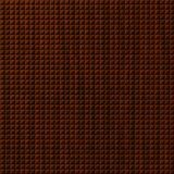 10' Wide x 4' Long Square 5 Pattern Welsh Cherry Finish Thermoplastic Flexlam Wall Panel