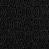 FlexLam 3D Wall Panel | 4ft W x 10ft H | Shallot Pattern | Eccoflex Black Finish