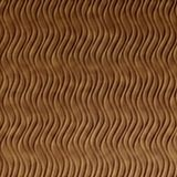 10' Wide x 4' Long Wavation Pattern Antique Bronze Vertical Finish Thermoplastic Flexlam Wall Panel