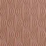 FlexLam 3D Wall Panel | 4ft W x 10ft H | Shallot Pattern | Argent Copper Finish