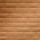 FlexLam 3D Wall Panel | 4ft W x 10ft H | Vista Pattern | Brushed Copper Finish