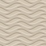 FlexLam 3D Wall Panel | 4ft W x 10ft H | Inferno Pattern | Almond Finish