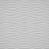 10' Wide x 4' Long Mojave Pattern White Finish Thermoplastic FlexLam Wall Panel