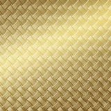 10' Wide x 4' Long Celtic Weave Pattern Mirror Gold Finish Thermoplastic Flexlam Wall Panel