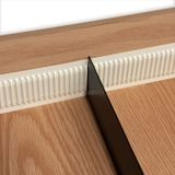 60in Ivory | Standard Binning Strip for 1/8in Divider