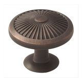 "1 3/8"" Diameter Knob Oil Rubbed Bronze"