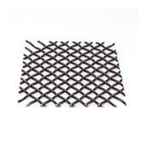 Square Single Crimp | Woven Wire Grill