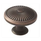 "1 3/4"" Diameter Knob Oil Rubbed Bronze"