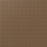 FlexLam 3D Wall Panel | 4ft W x 10ft H | Square 5 Pattern | Argent Bronze Finish