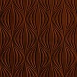 10' Wide x 4' Long Shallot Pattern Welsh Cherry Finish Thermoplastic Flexlam Wall Panel